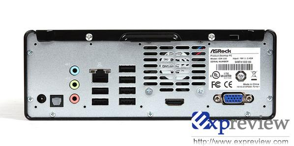 AsRock ION 330 nettop
