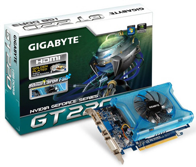Gigabyte GeForce GT220